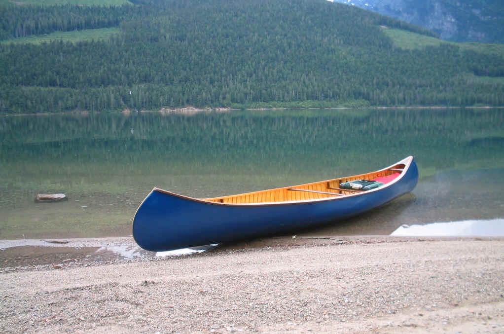 New Canoes Canoe